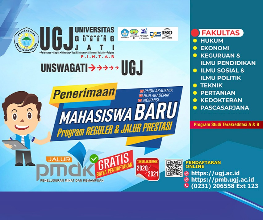 Display Universitas Gunung Jati