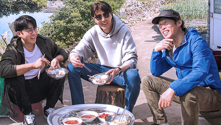 3 Meals a Day, a Korean Reality Cooking Show