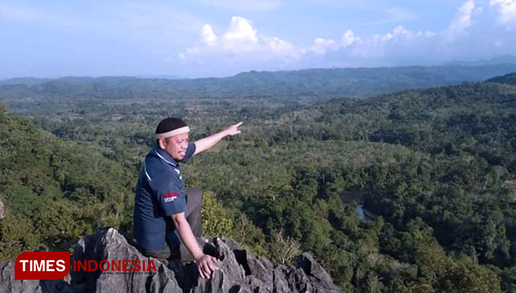 Get a Wonderful View of Napacilin Cave South Sumatra