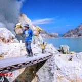 Ijen Proposed to be One of the UNESCO Global Geopark