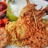 Get an Exotic Taste of Nasi Campur at Aston Hotel Sidoarjo