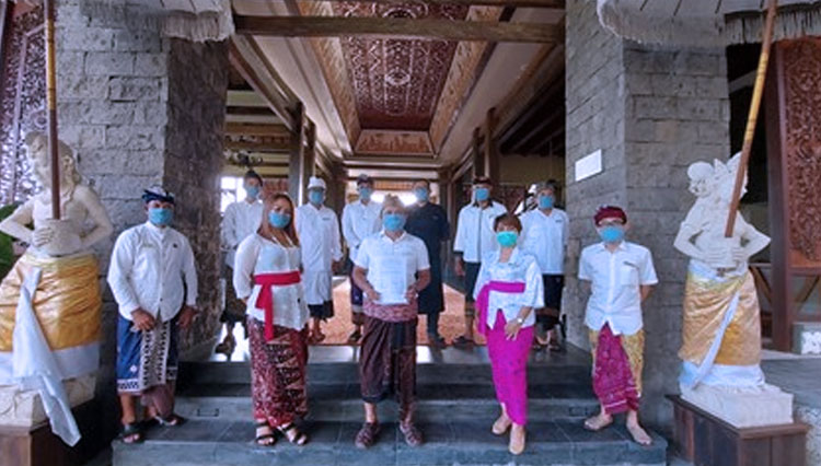 Sthala Ubud Bali Raih Granted with CHSE Certification