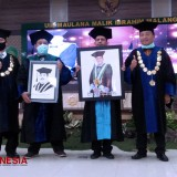 UIN Maliki Malang Inaugurated Two New Professors