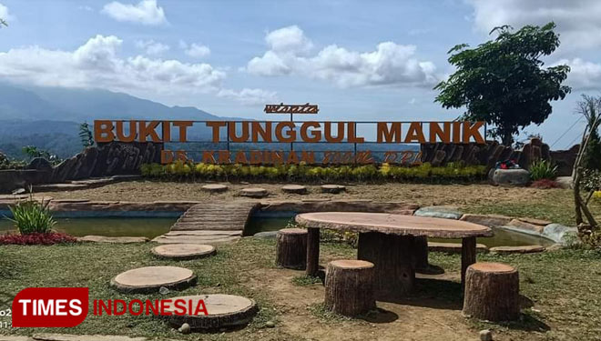 This is How it Feels Like to Chill at Tunggul Manik Hill Tulunggung