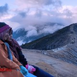 Ijen Crater, the Tourists' Most Favorite Destination to Go During Weekend