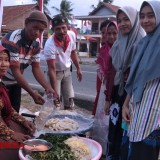 Gembus a Typical Street Food of Cilacap