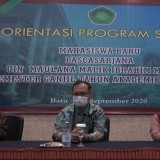 The First Virtual Postgraduate Orientation at UIN Malang