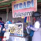 Enjoying Every Bite of Serabi Pulasaren from Cirebon with a Wide Variations of Flavors