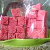 Gula Cakar, a Cute Pinky Sweetener for Your Coffee or Tea