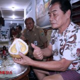 Get an Excellent Taste of Durian Simimang of Banjarnegara