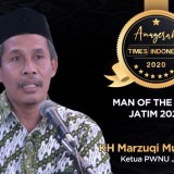 KH Marzuki Mustamar, Man of the Year 2020 of East Java