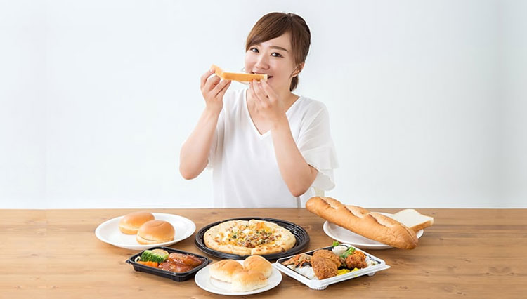 5 Easy Ways to Deal with Your Crazy Appetite