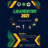 Lots of Fun Game were Competed at Ligamentum of UIN Maliki Malang