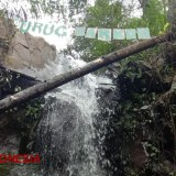 Have a Wonderful Experience of Camping at Puncak Darkon Waterfall Ciamis