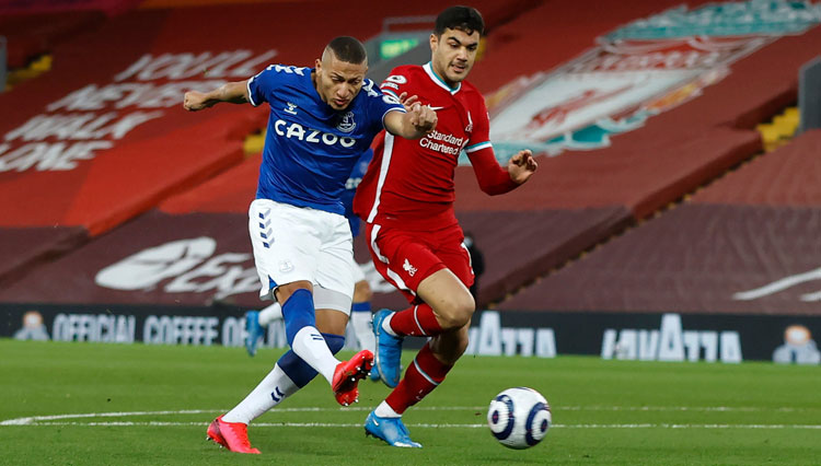 Liverpool vs Everton b