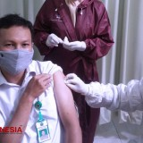 People, Now You Get Covid-19 Vaccine at UIN Malang Clinic