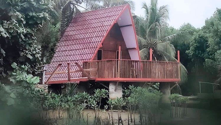 Wisma Kley, a Nice Homestay with Wonderful View of Sipelot Beach