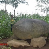 Check This Megalithic Site at Ijen Geopark Bondowoso