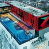 The Zuri Hotel, Best Place to Enjoy Palembang City from the Top