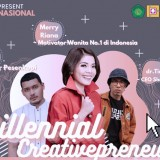 Find dr. Tirta at a Talkshow by UIN Malang on April 2021