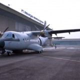 SecDef of Indonesia Delivered CN235-220 MPA Patrol Aircraft to Senegal