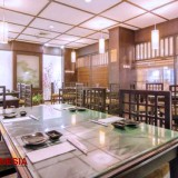 Regent's Park Hotel Japanese Restaurant, the Pioneer of Japanese Cuisine in the Center of Malang
