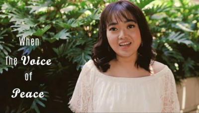 The Voice of Peace Official Video by Maria Stefanie
