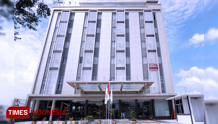 Experience a Nice Stay at Sonaview Hotel Dumai