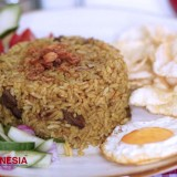 Beef Curry Fried Rice, Humble Dish with Extraordinary Taste