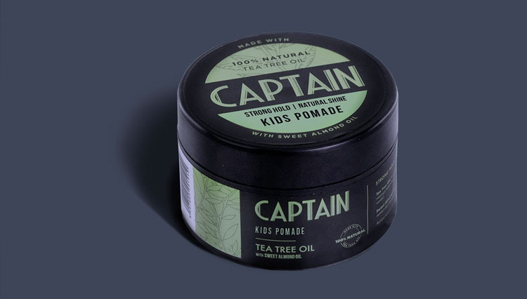 Captain Kids Pomade 2