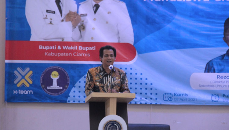 Wirausaha Goes to Campus 3