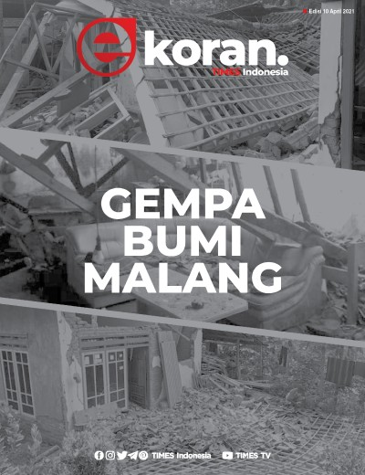 eKoran Interaktif 10 April Gempa Malang