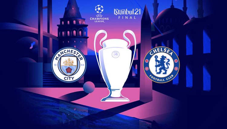 Singkirkan Madrid, Manchester City vs Chelsea di All English Final Liga Champions