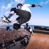 Mengenal Tony Hawk, Sang Legenda Skateboard Dunia
