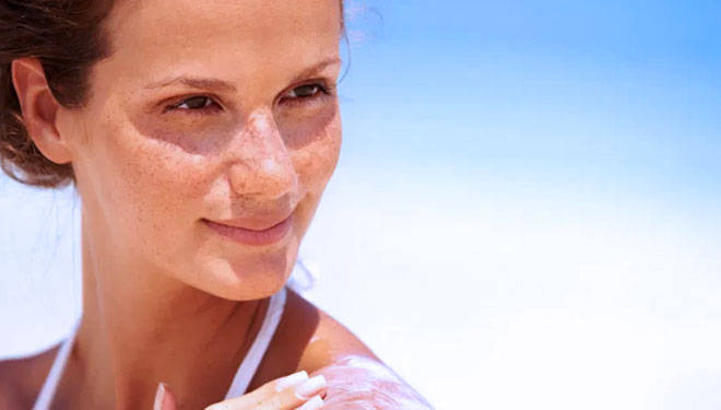 What's Good about Sunscreen for Your Skin