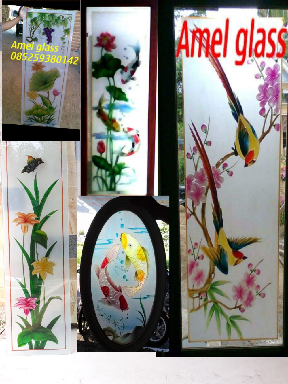 Amell Glass 2
