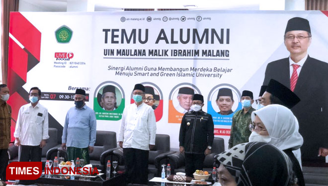 Check How UIN Malang Held a Gathering for Their Graduates