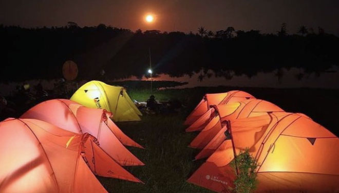 Mount Jae, Best Place to Pitch Your Tent in West Lombok