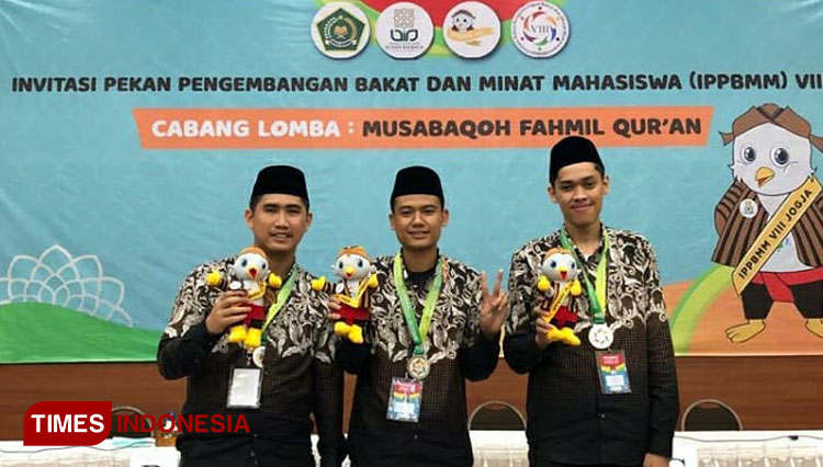 UIN Malang Students Become Runner Up at MFQ of IPPBMM 2021