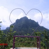 Get Picturesque Spots for Your Camera at Tirisan Hill Pacitan