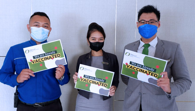 Vaccinated Stay, A Program by Oakwood Hotel & Residence to Speed up Vaccinations