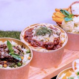Grab These Fancy Foods at DoubleTree by Hilton Surabaya