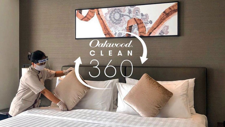 Have You been Vaccinated? Oakwood Hotel Surabaya has Nice Offer for You