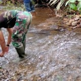 Head of Siuhom Village Thanked TMMD South Tapanuli for Cleaning The River