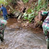 River Cleaning Action by TMMD South Tapanuli Based on Spirit of Unity