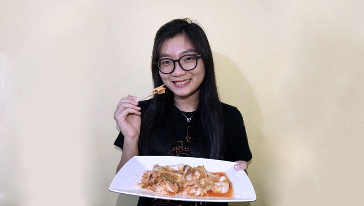 This Kimchi has been Adjusted to Indonesian Taste, Check It Out!