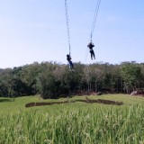 Brubuh Village Ngawi Offers Lots of Fun Outdoor Activities
