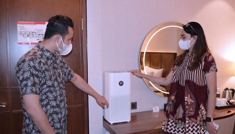 Experience an Ultimate Nice Stay at Golden Tulip Batu