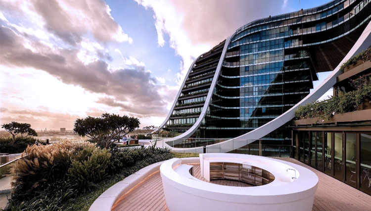 Infinity by Crown Group Sabet Best Australian Apartment Complex