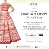 Witness the Beauty of Sunday Ethnic Fashion Show at Four Star by Trans Hotel